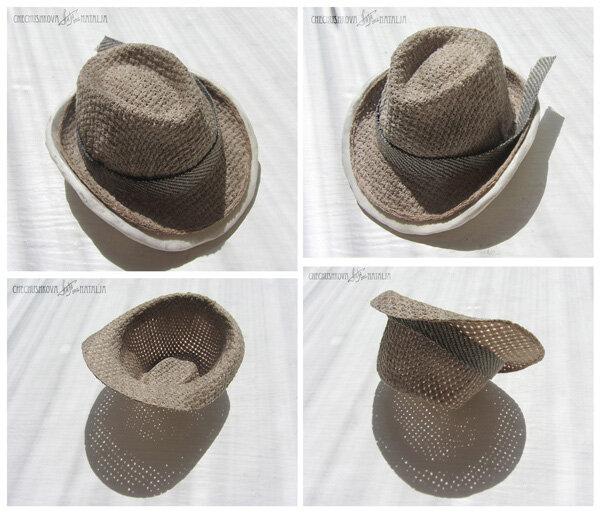 Как самому сделать шляпку