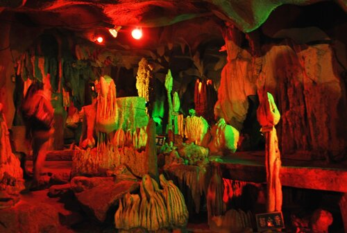 Китайская пещера