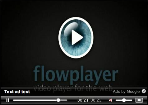 Видео плеер для Интернета