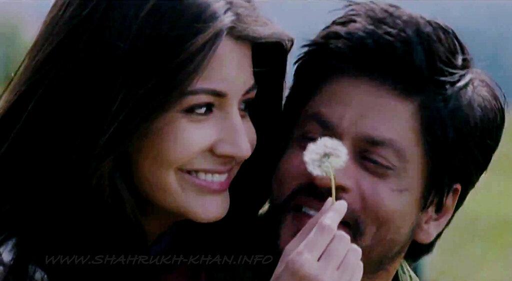Jab Tak Hai Jaan - SRK & Anushka Sharma - Heer song