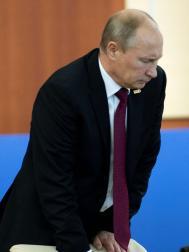 У Путина рак позвоночника. Кто руководит Россией?