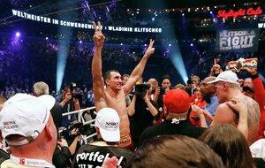 Владимир Кличко подтвердил звание чемпиона мира