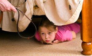 Физическое наказание детей приводит к серьёзным болезням