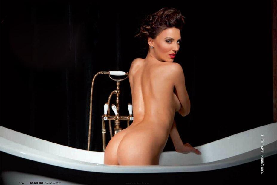 Алина Артц - 100 самых сексуальных женщин страны - Россия Maxim hot 100