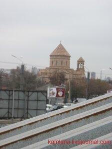 Днепропетровск, армянская церковь
