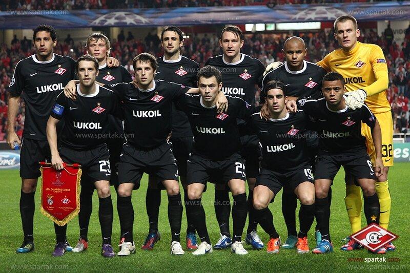 Купер: «Бенфика» vs «Спартак». Ночь в Лиссабоне (Видео)