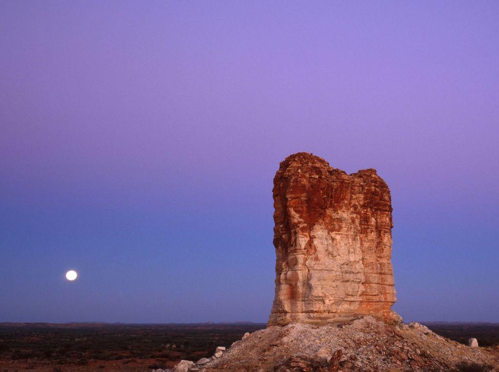 Природный памятник Чамберс-Пиллар