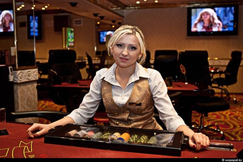 Набор крупье в казино детские атракционы, игровые аппараты