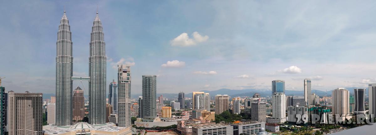 Малайзия. Куала-Лумпур. Фото sowar online - shutterstock