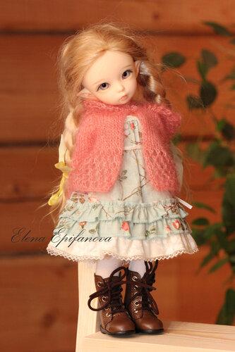 Одежда на кукол бжд своими руками
