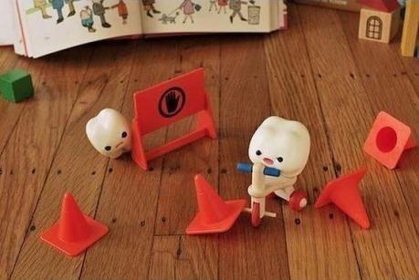 История молочных зубов