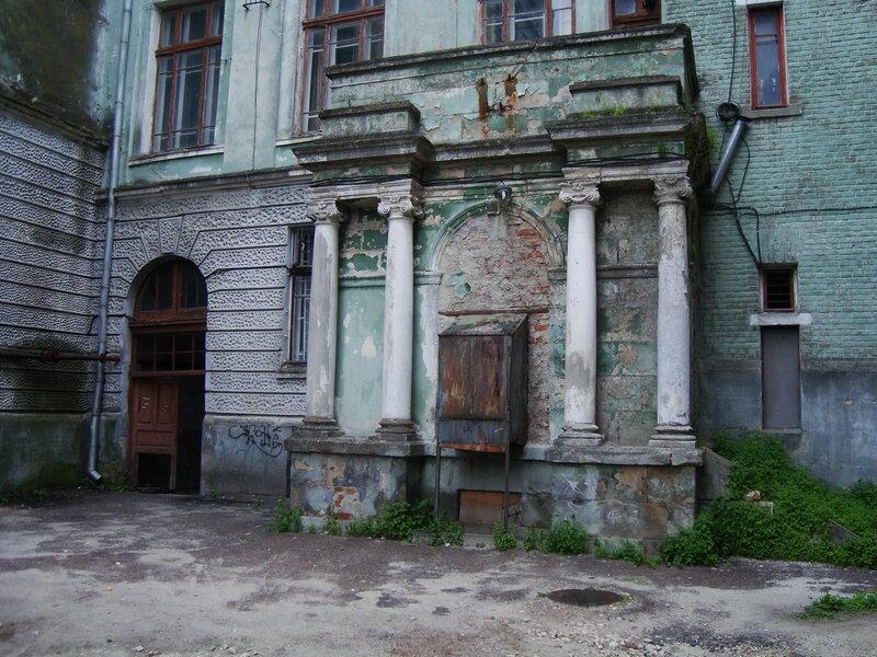 Тернополь - часть 1.