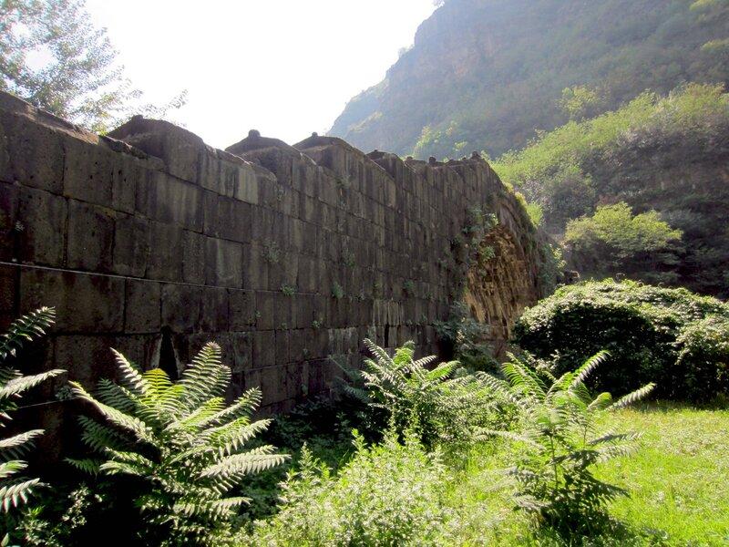 Алаверди, стена