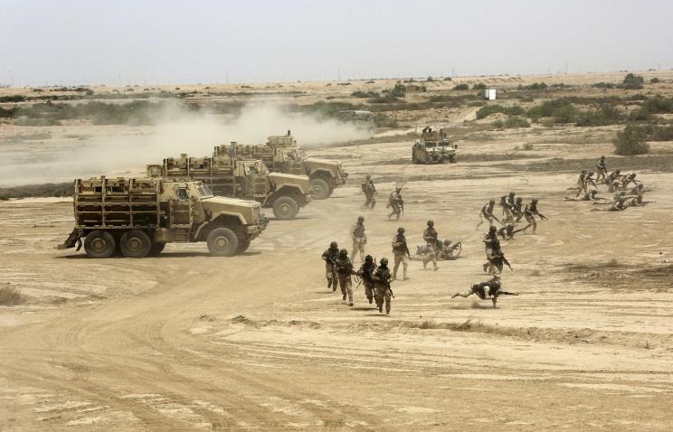 Самолеты коалиции нанесли 23 удара около Рамади