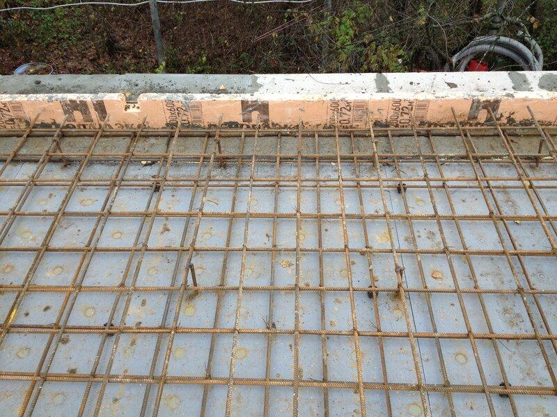 Монолитные бетонные перекрытия в частном доме своими руками - Папа Карло