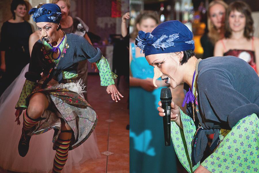 Фотограф татьяна гладилина тамада баба яга