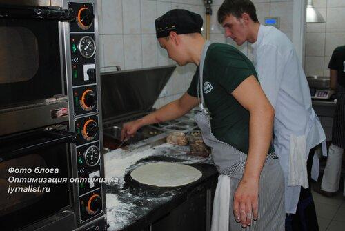 Пицца от Портофино(Portofino) Оптимизация оптимизма фото блоггер jyrnalist