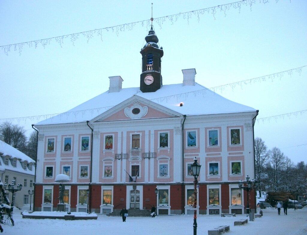 Академический город – тарту эстония