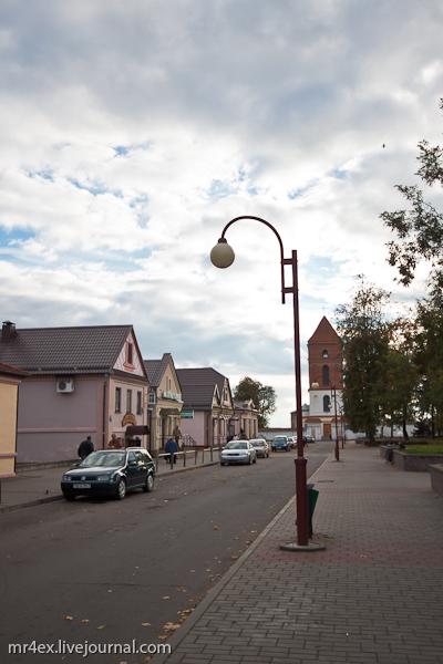 Город Мир в Беларуси