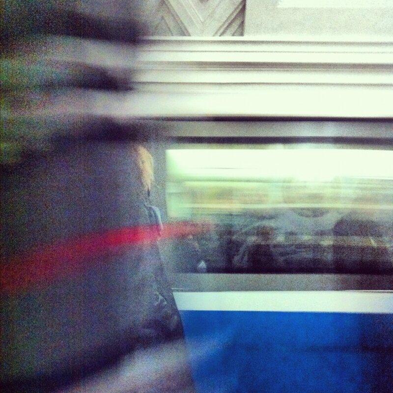 Движение в метро
