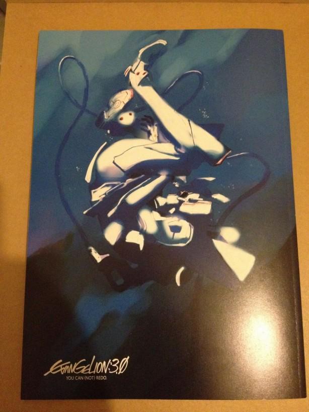 Evangelion Shin Gekijou-ban Q Quickening, аниме 2012, Кхара, Евангелион, Ева, сдохнуть но посмотреть, Асочка Лэнгли - богиня!, артбук, Khara, полнометражное аниме