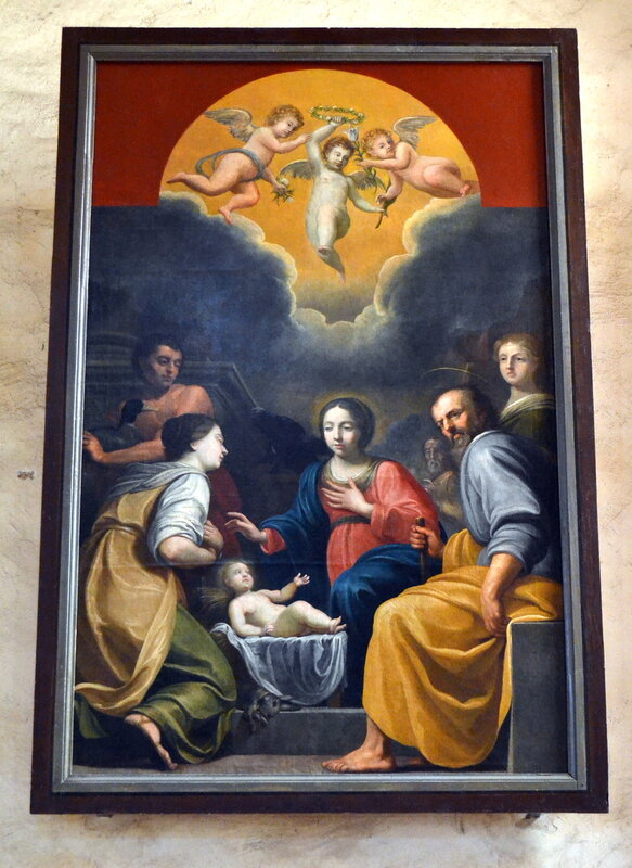 Собор Нотр-Дам Шартр, посвященный Деве Марии