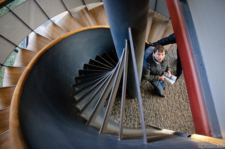 Улитка (лестница)
