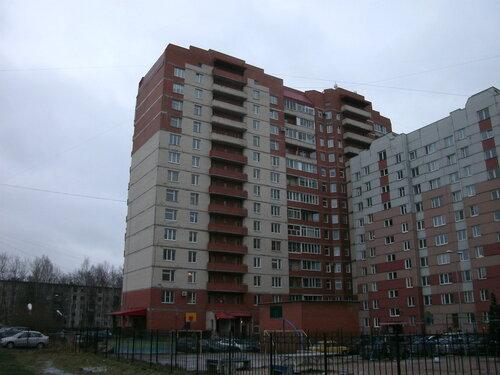 ул. Софьи Ковалевской 20