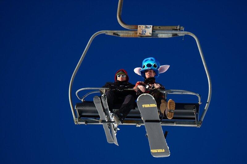 Летающие кресла