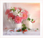 В розовом цвете. Автор Luiza Gelts
