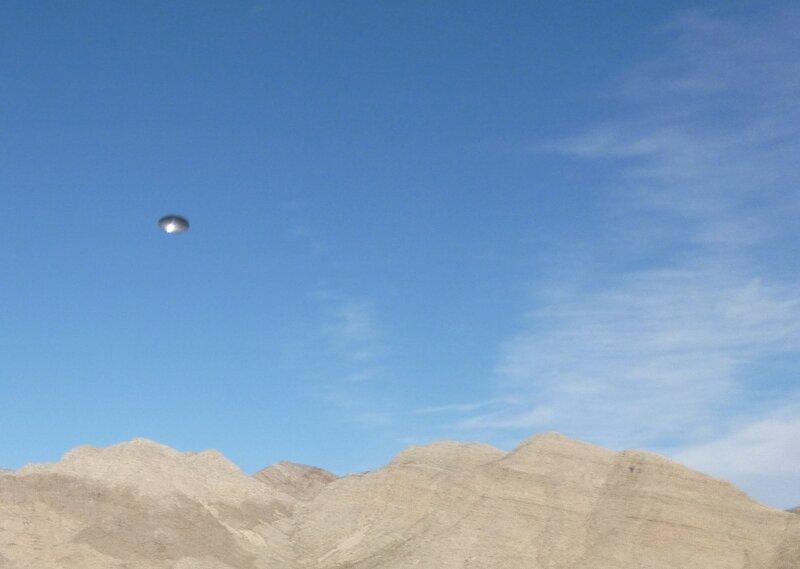 НЛО над зоной 51, штат Невада, США 8 ноября 2012 года