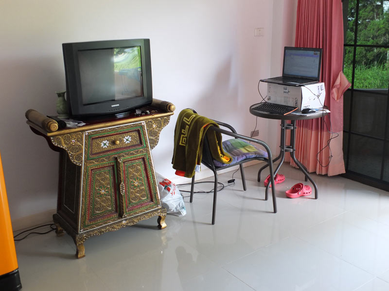 гостиница в чиангмае