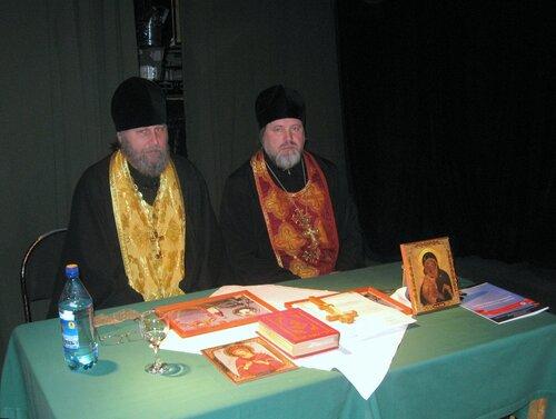 Круг Красноярского городского казачьего общества