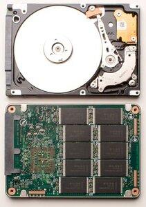 Что выбрать — SSD или HDD?