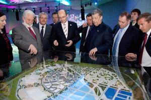 Екатеринбург претендует на проведение всемирной выставки