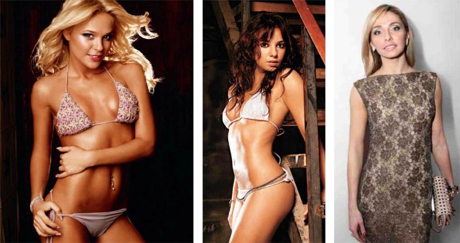 Ангел-А, Света Светикова, Татьяна Навка - 100 самых сексуальных женщин страны - Россия Maxim hot 100