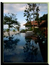 Малайзия. Лангкави. Four Seasons Resort Langkawi. Royal Villa swimming pool