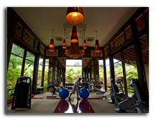 Малайзия. Лангкави. Four Seasons Resort Langkawi. Fitness centre