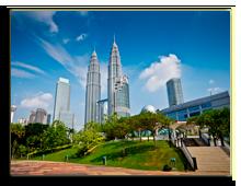 Малайзия. Куала-Лумпур. Фото Ronen - shutterstock