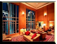 Малайзия. Куала-Лумпур. Mandarin Oriental Kuala Lumpur. Club Lounge-night