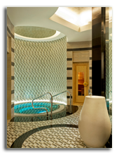ОАЭ. Абу Даби. The St. Regis Saadiyat Island Resort Abu Dhabi. Iridium Spa - Ladies wet area