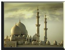 ОАЭ. Абу Даби. Мечеть шейха Заеда. Фото creativei images - shutterstock