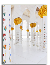 ОАЭ. Абу Даби. Мечеть шейха Заеда. Фото Fine Shine - shutterstock