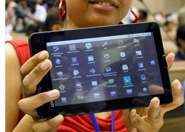 планшет Aakash 2