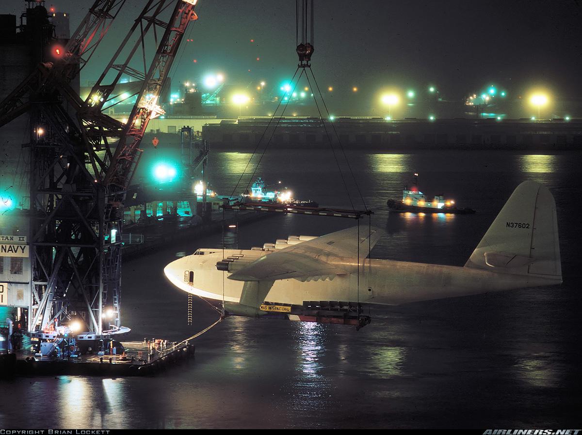 геркулес летающая лодка
