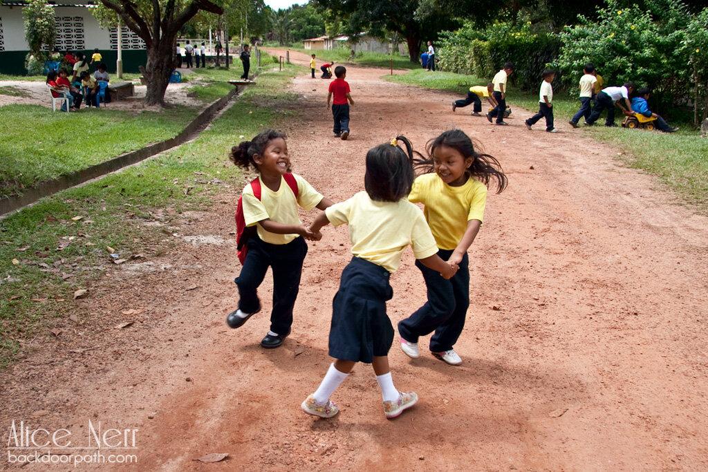kids of Canaima