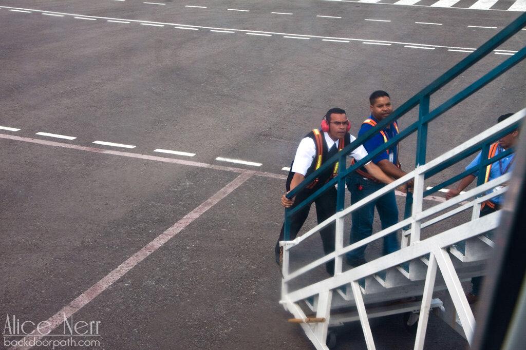 Cuidad Bolivar airport