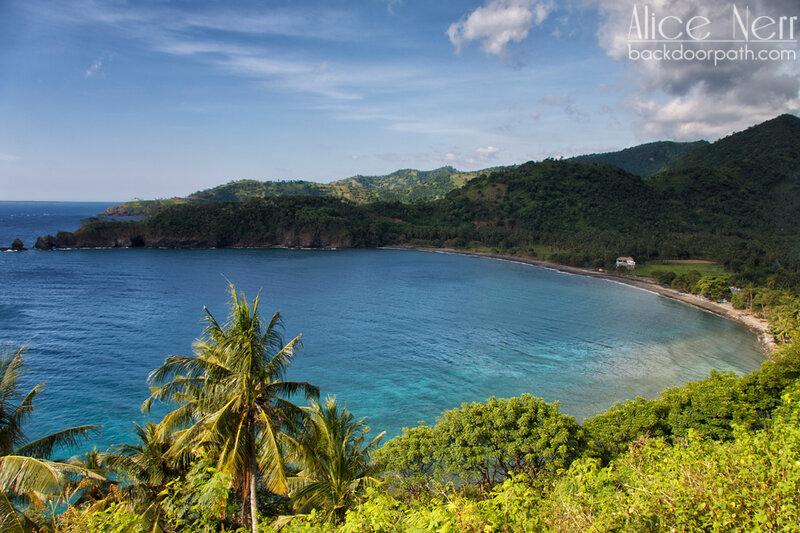 за Сенгиги, остров Ломбок