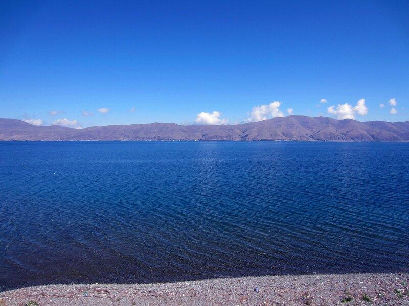 Озеро Севан, Красоты Армении