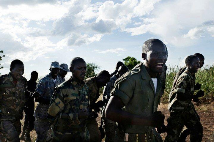 Ополченцы Мали